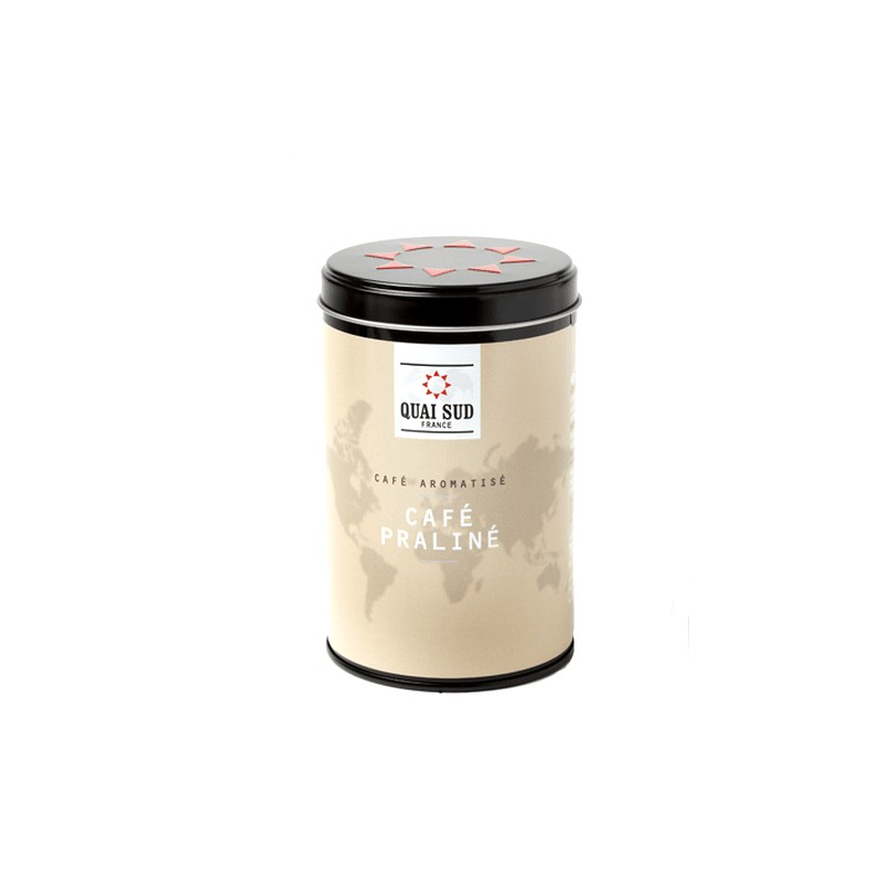 Cafea - Moulu aromatise praline