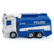 Masinuta - Camion Politie | Siku