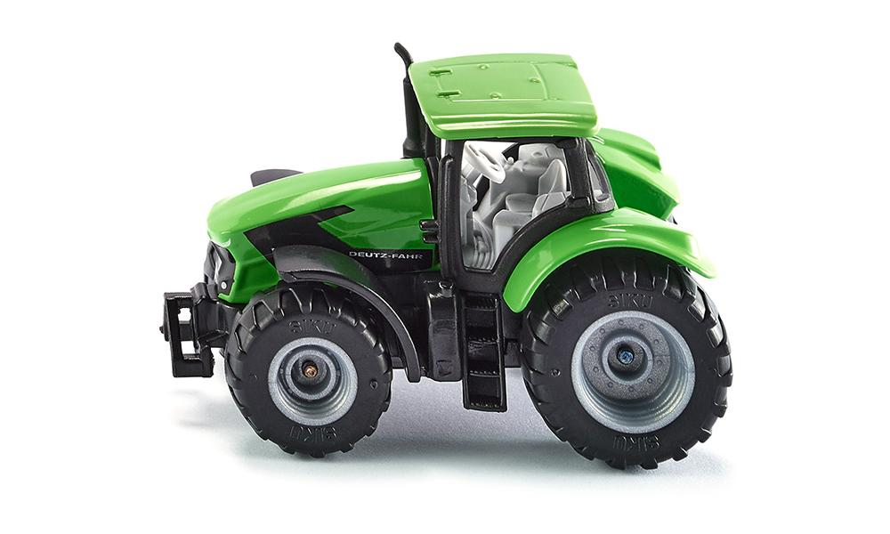 Jucarie - Deutz-Fahr TTV 7250 Agrotron | Siku