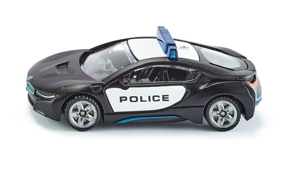 Masinuta - Masina de Politie SUA - BMW I8 | Siku