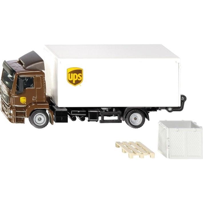 Camion - Man Truck UPS | Siku - 5