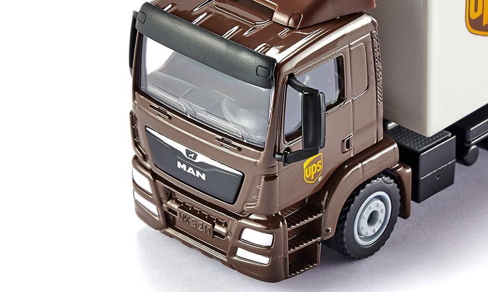 Camion - Man Truck UPS | Siku - 3