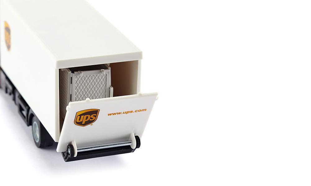 Camion - Man Truck UPS | Siku - 2