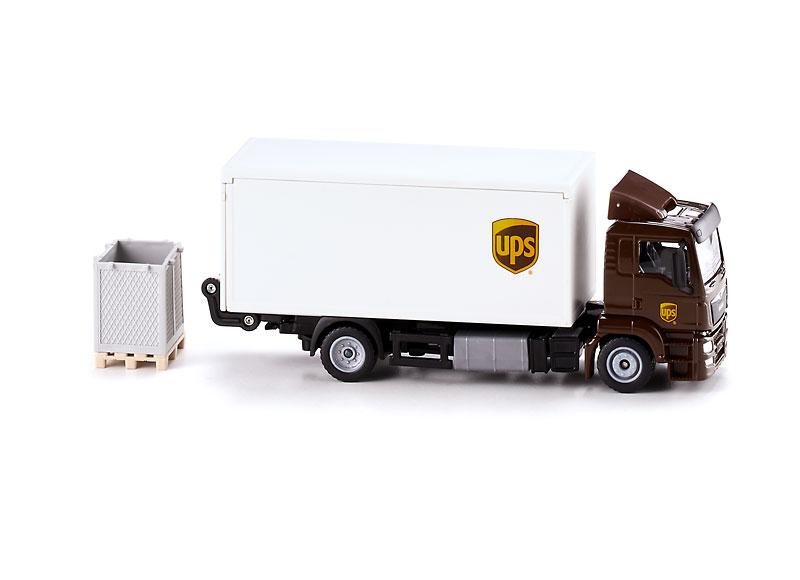Camion - Man Truck UPS | Siku - 1