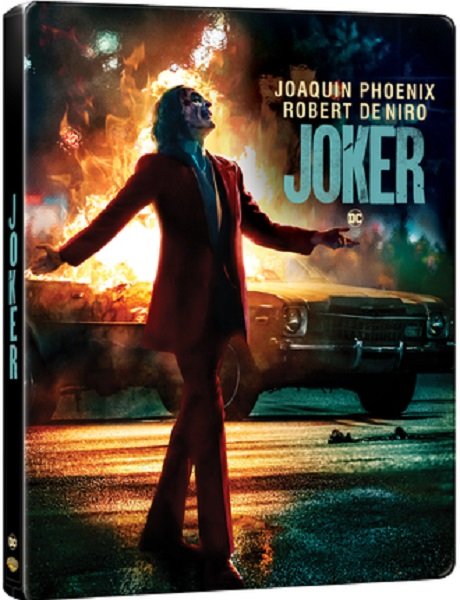 Joker (4K Ultra HD - Steelbook)