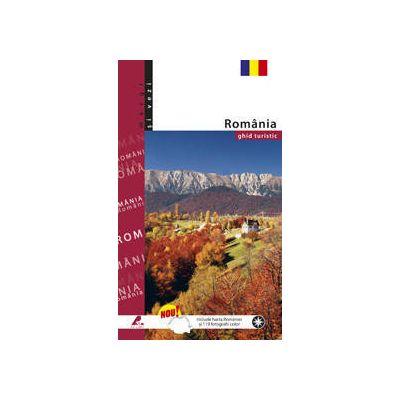 Ghid Romania Cu Harta (Romana)