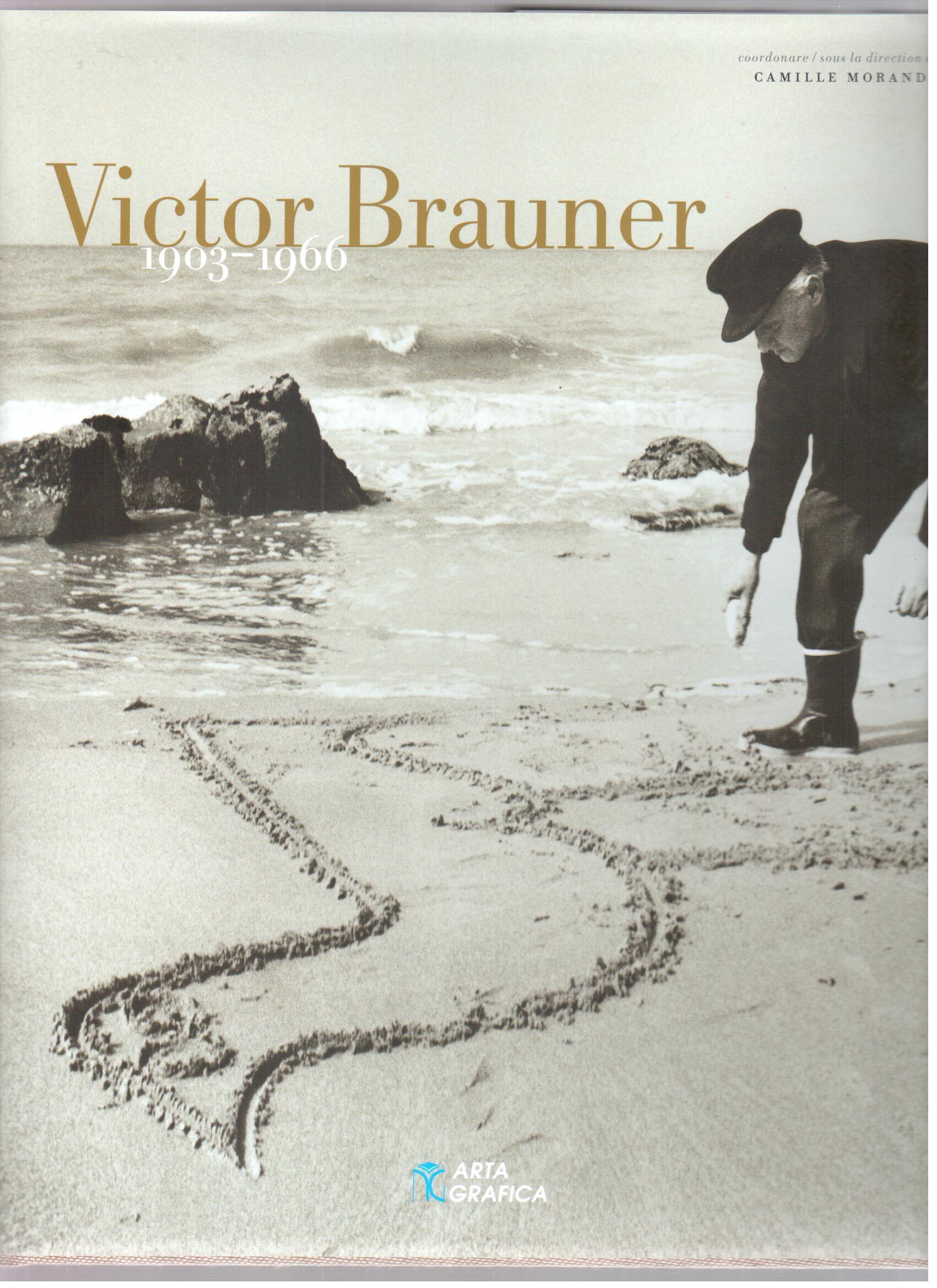 Catalog de arta Victor Brauner