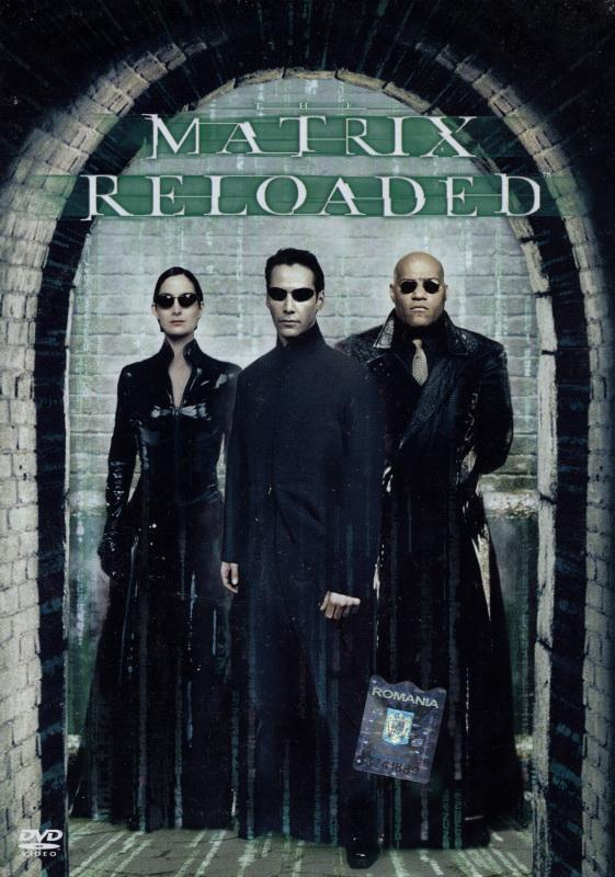 Matrix Reincarcat / Matrix Reloaded