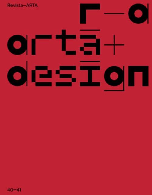 Revista Arta #40-41 / 2019