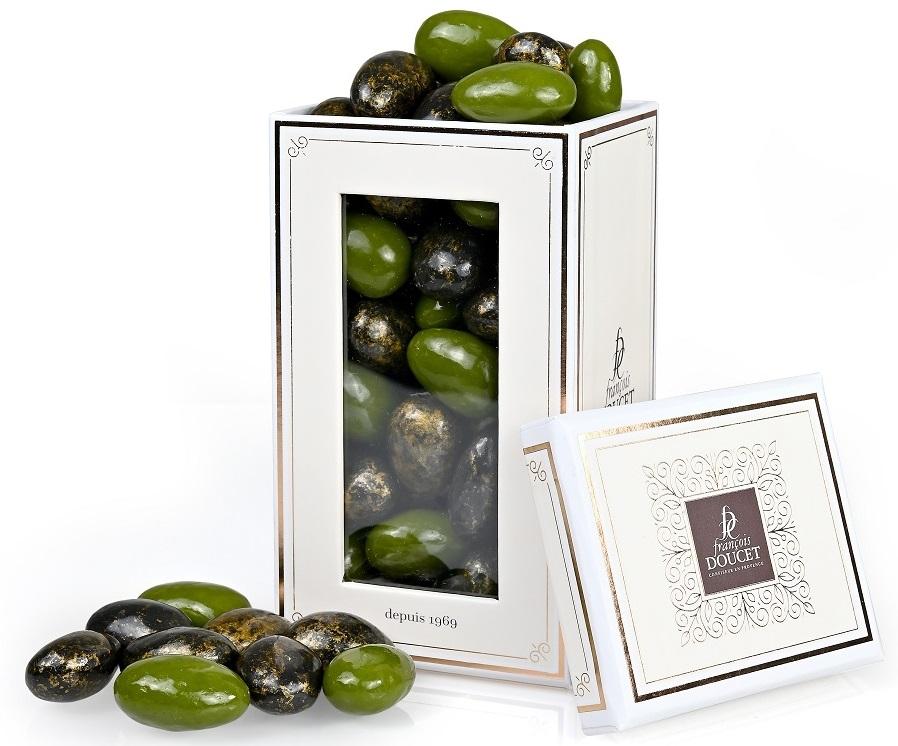 Migdale trase in ciocolata - Olives Or
