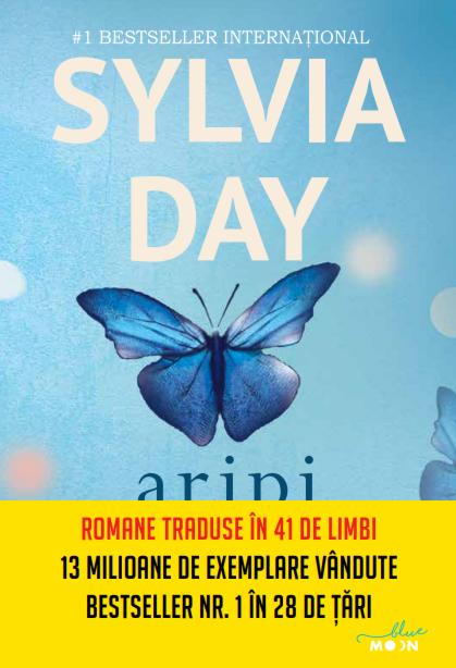 Aripi de bruma | Sylvia Day