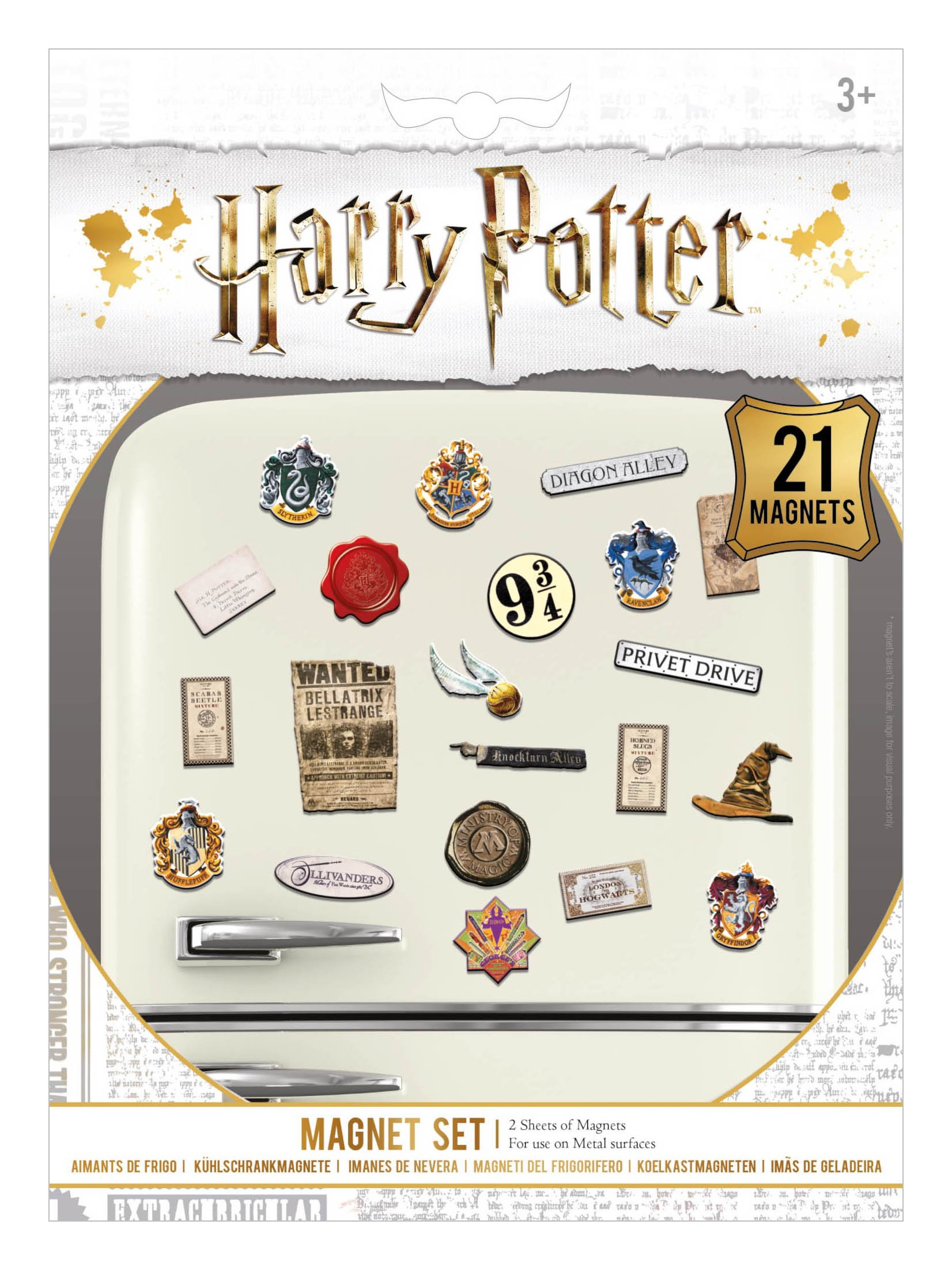 Set magneti - Harry Potter