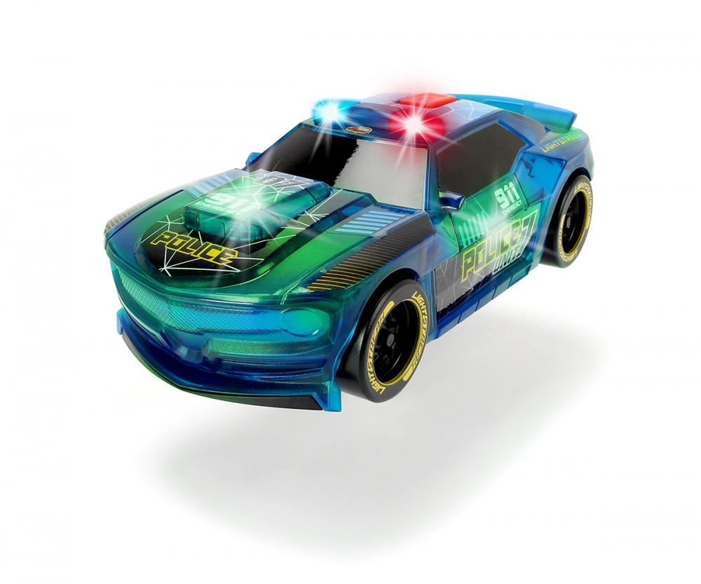 Masinuta- Set Politie Light Strike   Dickie Toys - 1