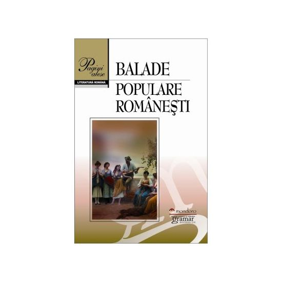 Balade populare romanesti
