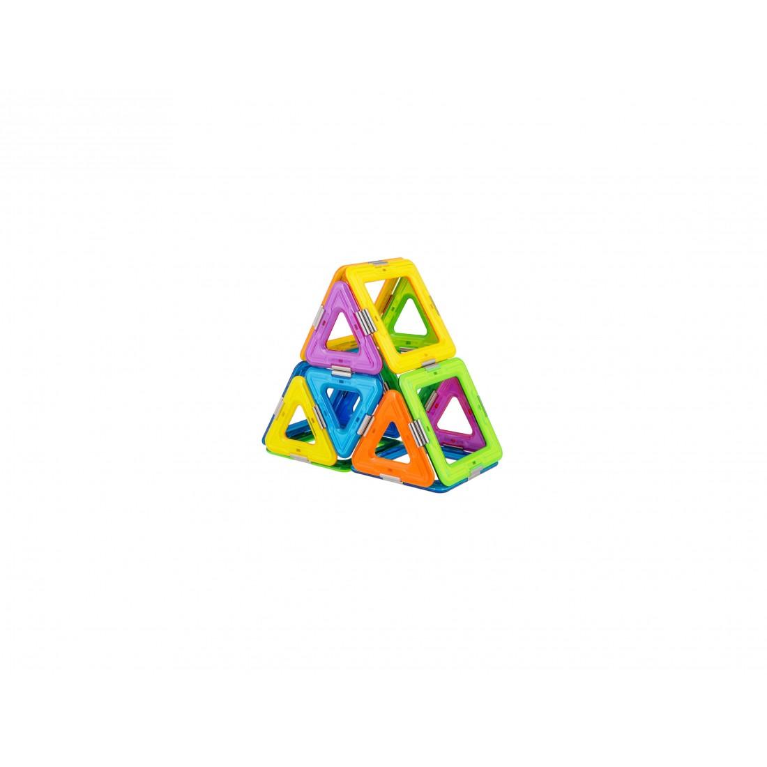 Magspace 26 Piese - Magic Ball Set - Joc Magnetic Educativ de Constructie 3D | Magspace