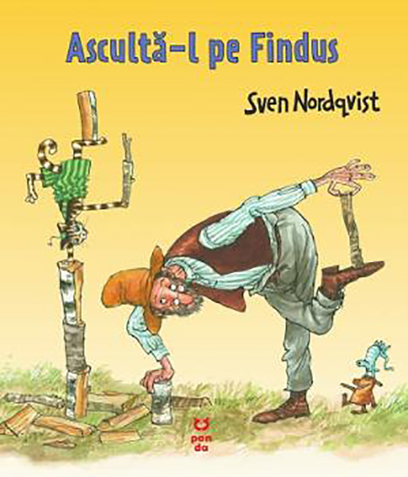 Imagine Asculta-l Pe Findus - Sven Nordqvist