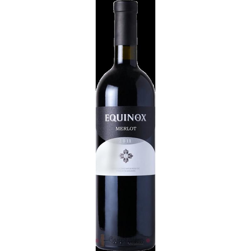 Vin rosu, Equinox, Merlot, sec, 2017