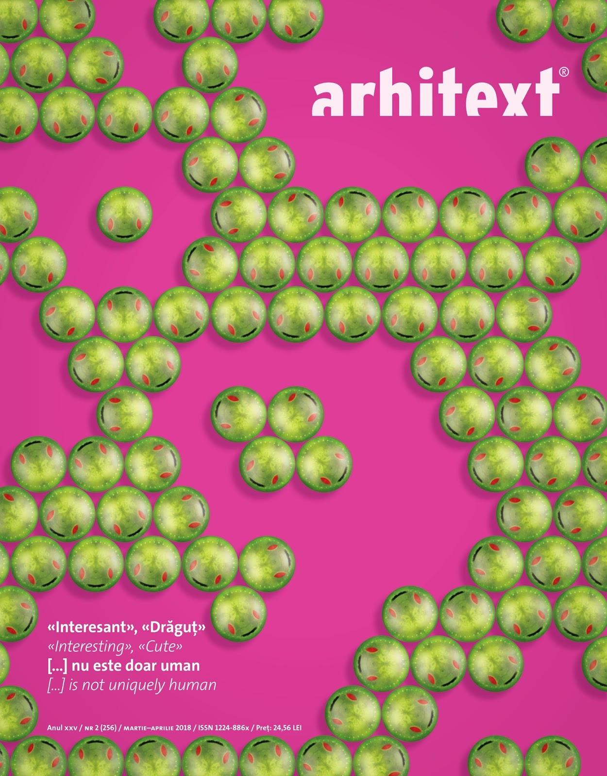 Revista Arhitext nr. 2/2018