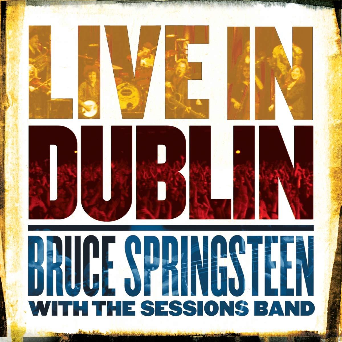 Live In Dublin - Vinyl