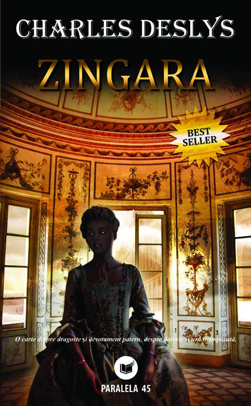 Zingara | Charles Delsys