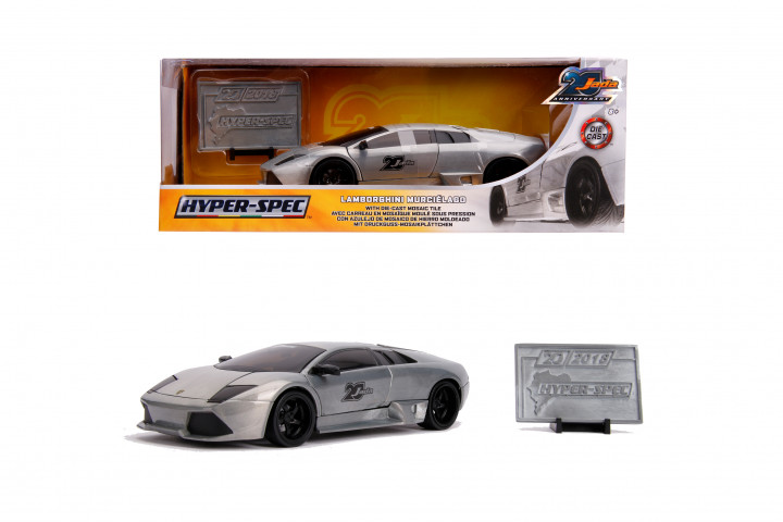 Jucarie - Lamborghini Murcielago | Jada Toys