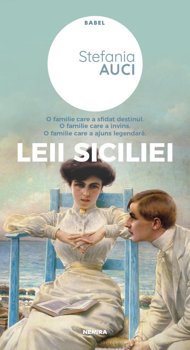 Leii Siciliei   Stefania Auci