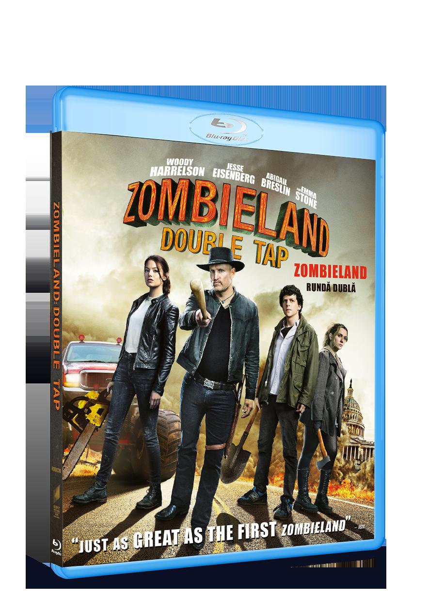 Zombieland 2: Runda dubla / Zombieland 2: Double Tap (Blu-Ray)