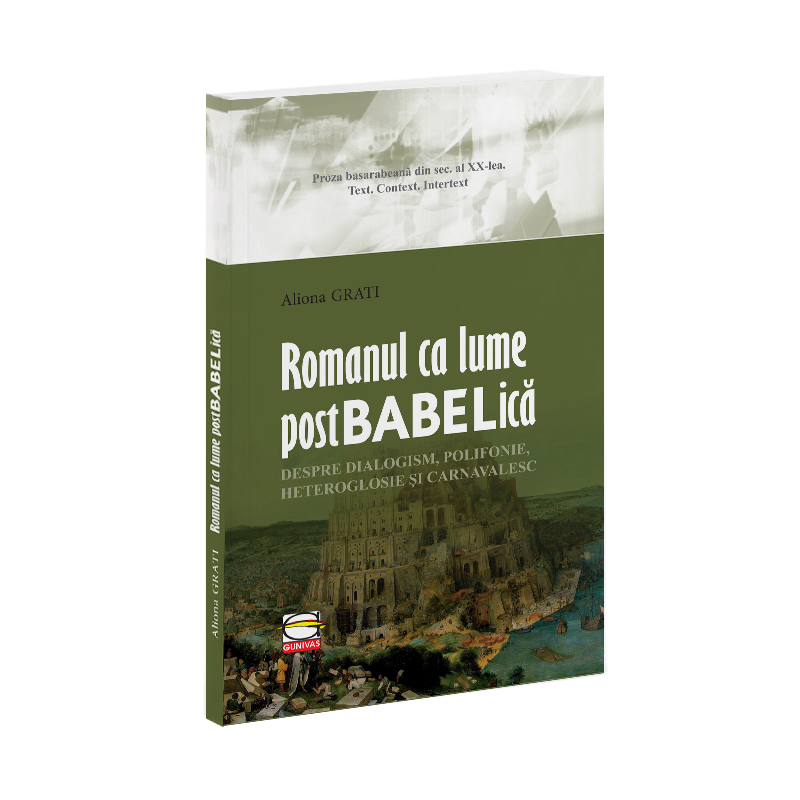 Romanul ca lume postbabelica