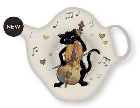 Suport pliculete ceai -The Chat Musique Violoncelle