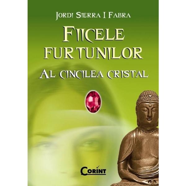 Fiicele Furtunilor vol 3. Al cincilea cristal | Jordi Sierra I Fabra