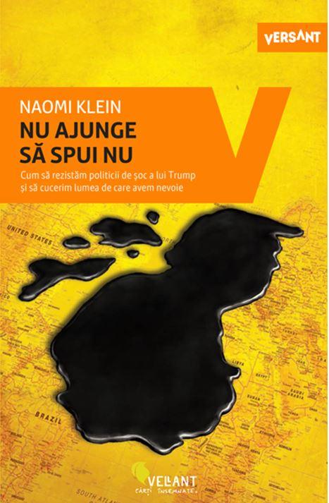 Nu Ajunge Sa Spui Nu | Naomi Klein