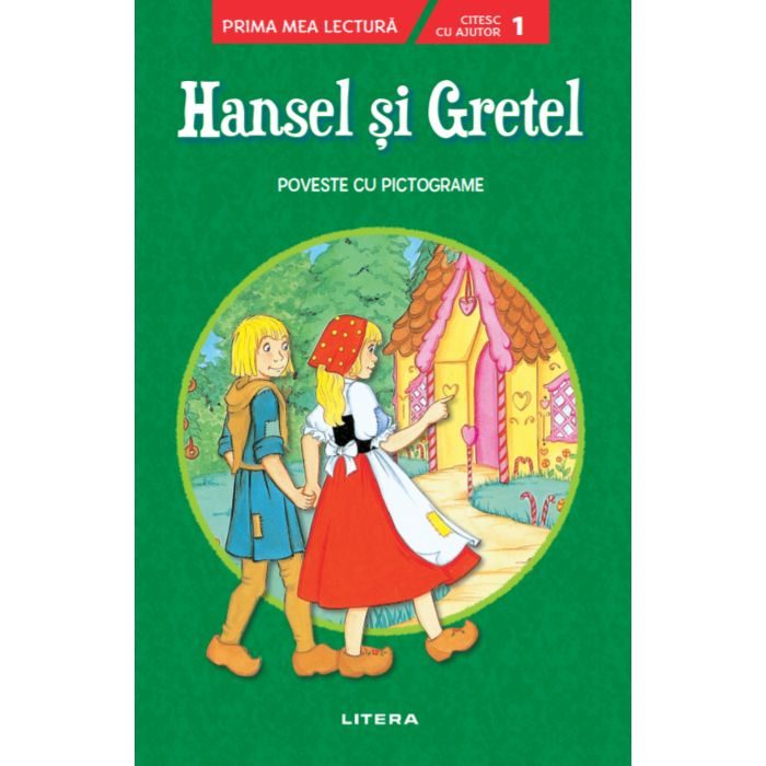 Imagine Hansel Si Gretel - Poveste Cu Pictograme - Citesc Ajutor -