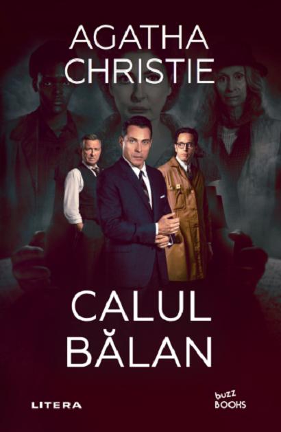Imagine Calul Balan - Agatha Christie