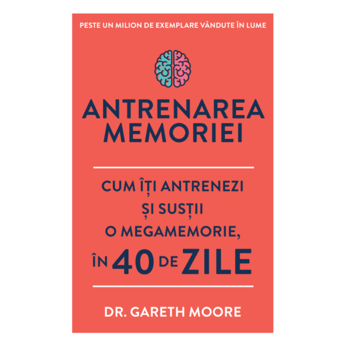 Imagine Antrenarea Memoriei - Dr - Gareth Moore