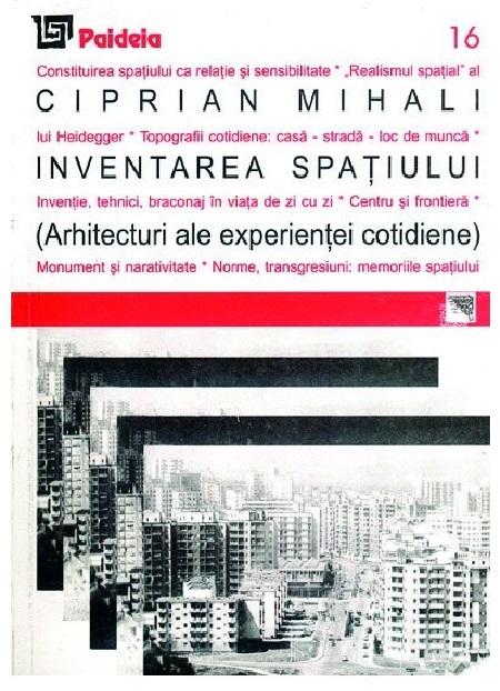 Imagine Inventarea Spatiului - Ciprian Mihali