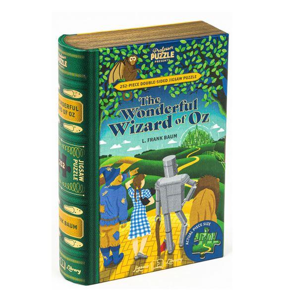Puzzle - The Wonderful Wizard of Oz   Professor Puzzle