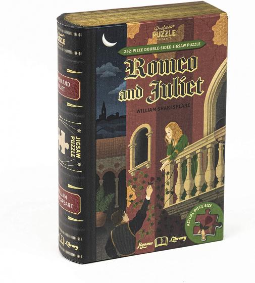 Puzzle - Romeo and Juliet | Professor Puzzle