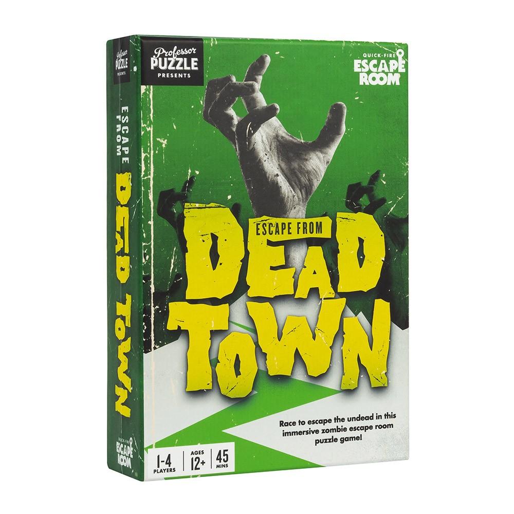 Joc - Escape from Dead Townl | Professor Puzzle