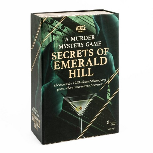 Joc - Secrets of Emerald Hill | Professor Puzzle