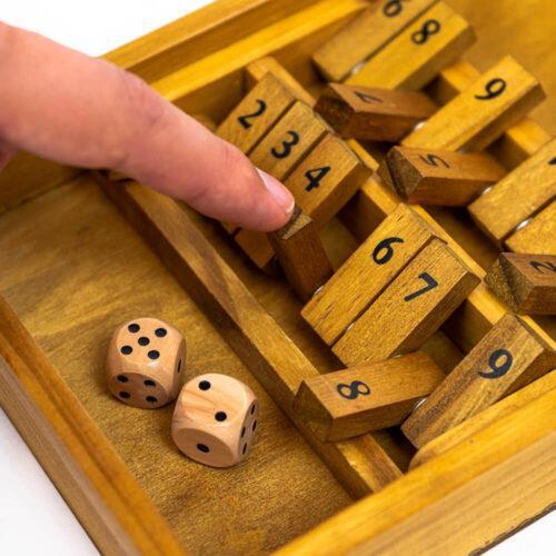 Joc - Shut The Box   Professor Puzzle - 2