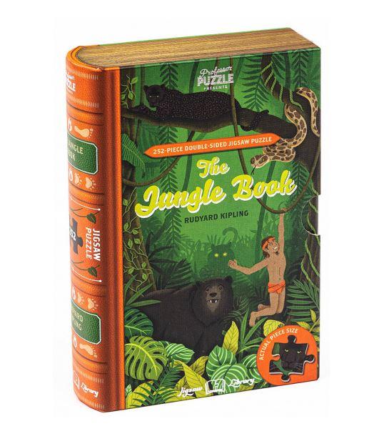Puzzle - The Jungle Book   Professor Puzzle