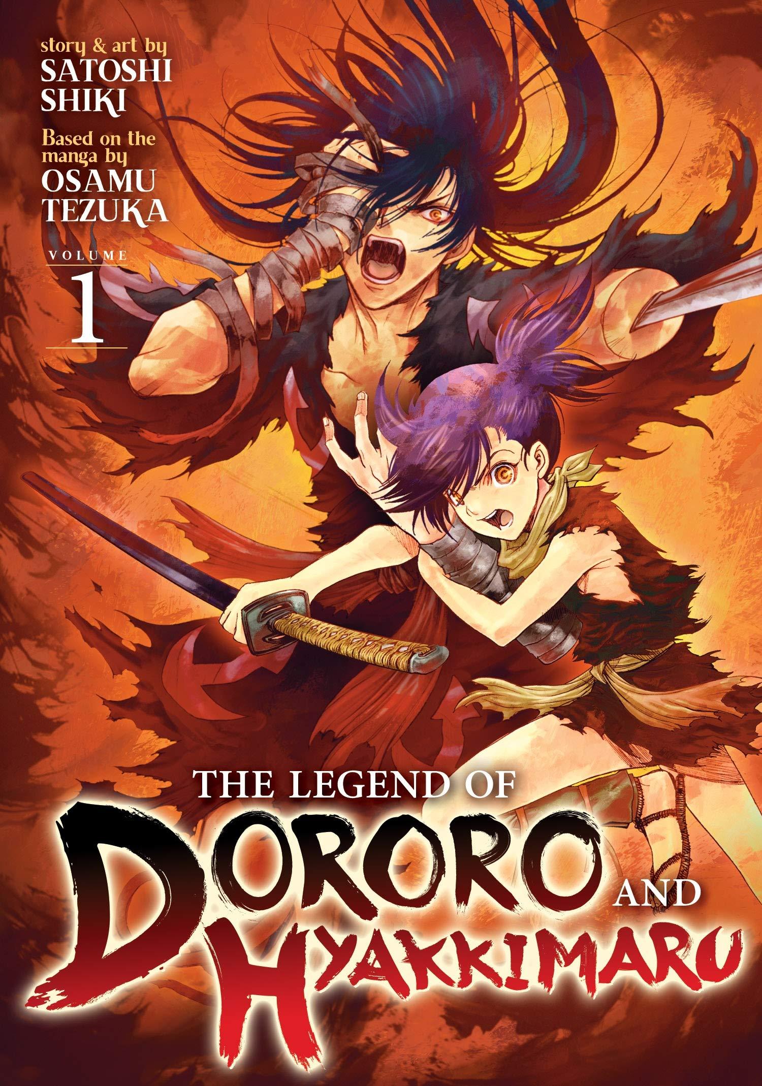 The Legend of Dororo and Hyakkimaru - Volume 1