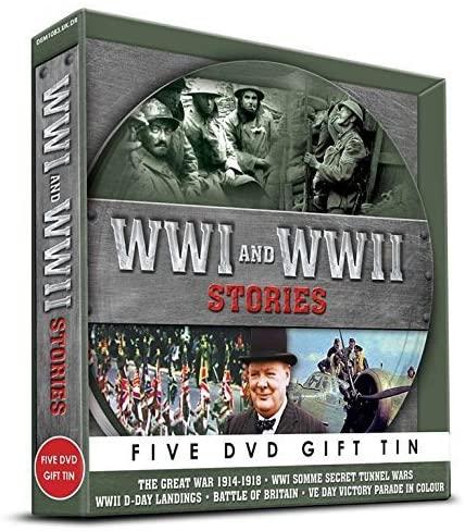 WWI & WWII Stories - Box Set