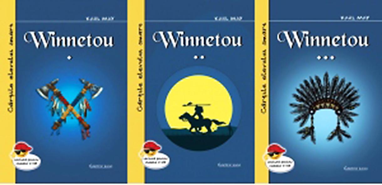 Winnetou - 3 Volume | Karl May