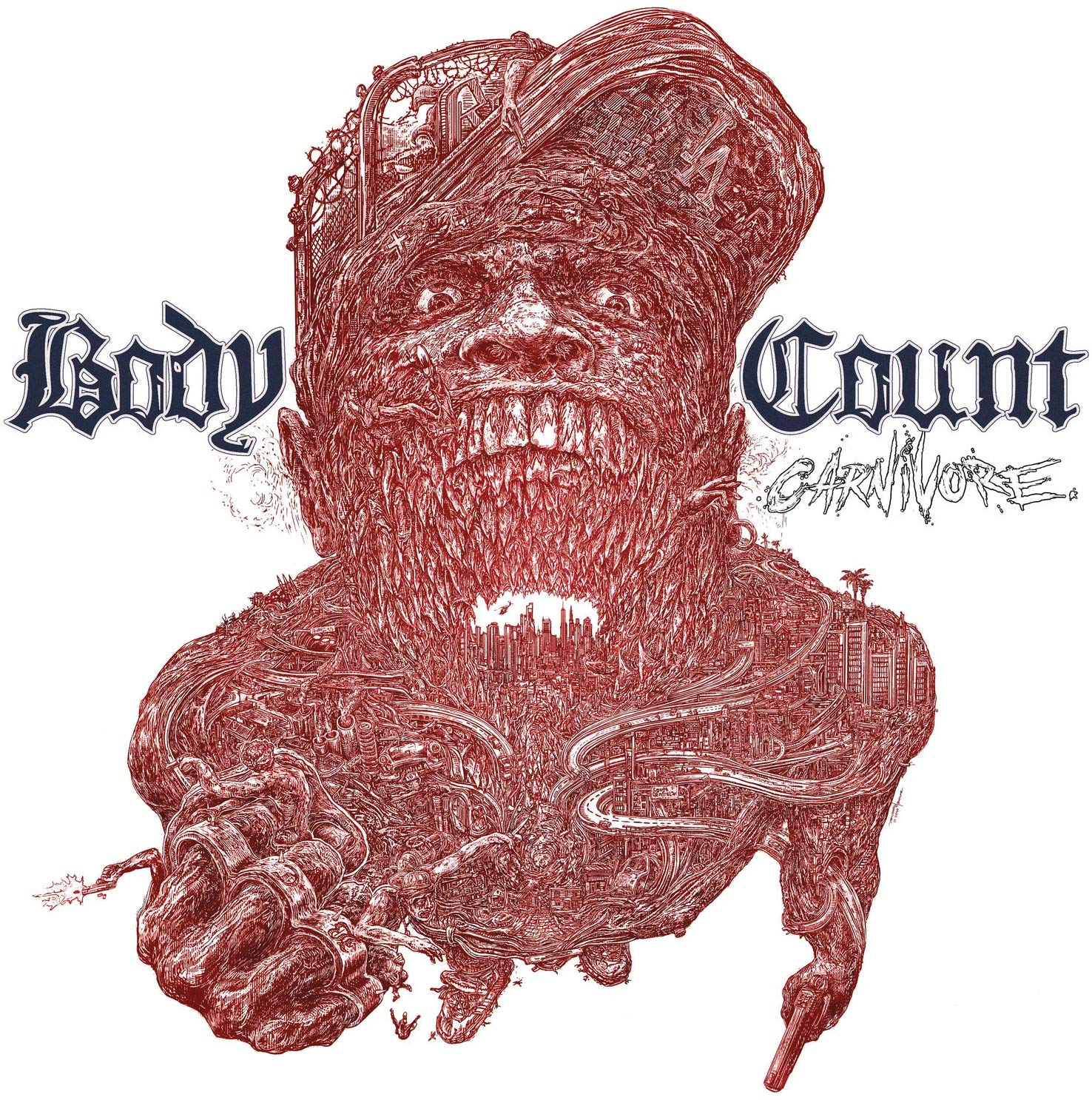 Carnivore - Vinyl