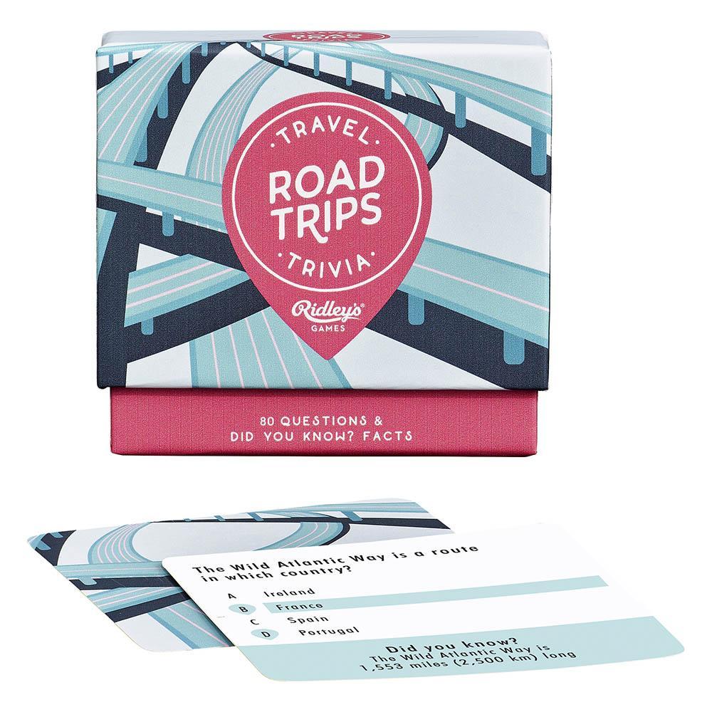 Joc trivia - Road Trips | Ridley's Games