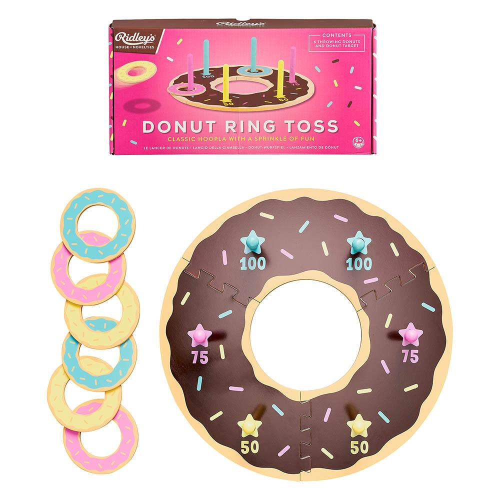 Donut Ring Toss | Ridley's Games