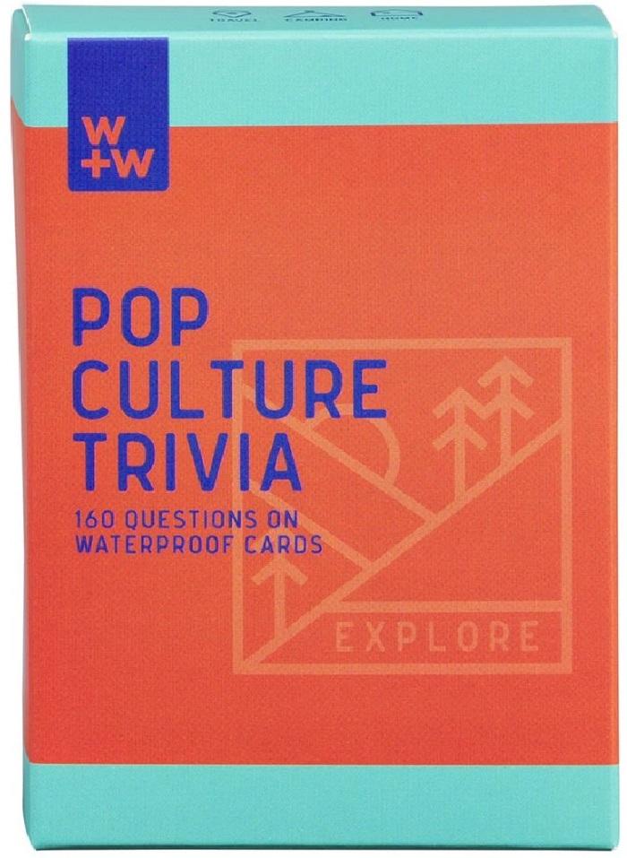 Joc trivia - Pop Culture | Wild & Wolf