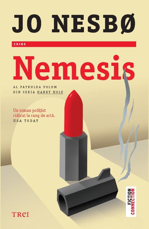 Imagine Nemesis - Jo Nesbo
