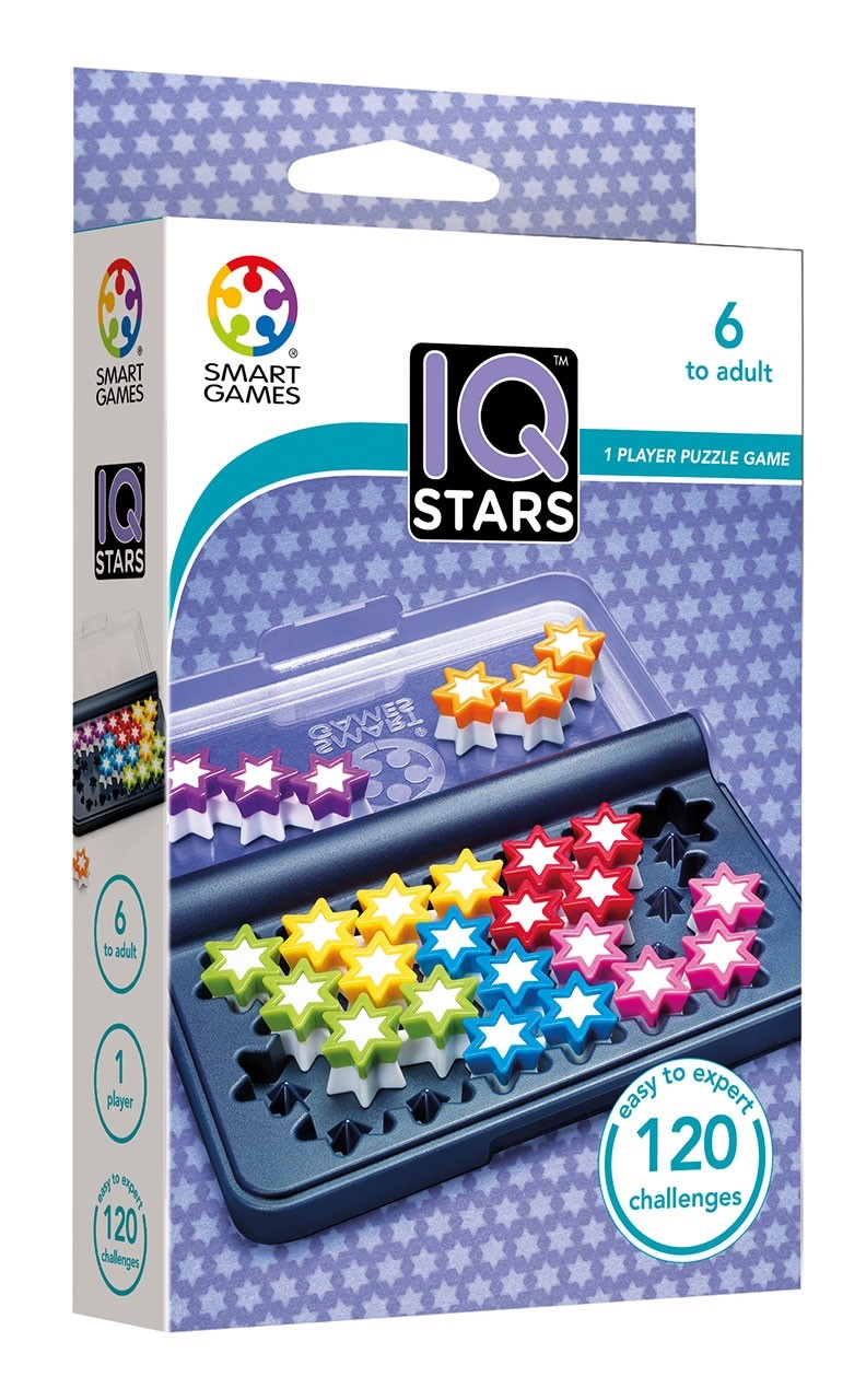 Joc puzzle - IQ Stars | Smart Games
